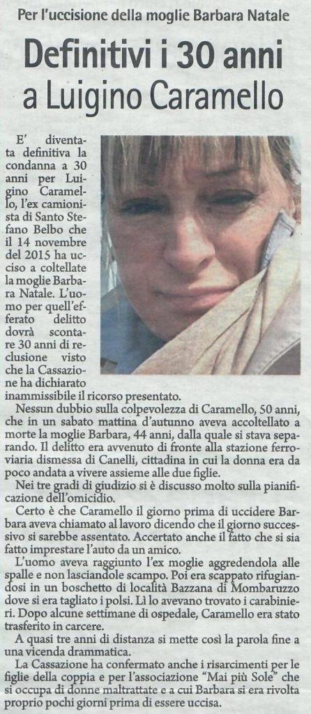 Gazzetta d'Asti 26.10.2018