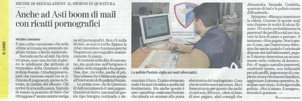 La Stampa 24.01.2019