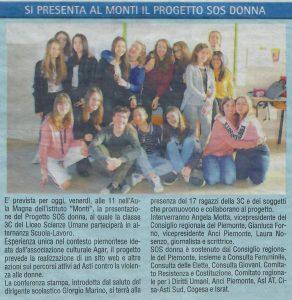 Gazzetta d'Asti 25.01.2019