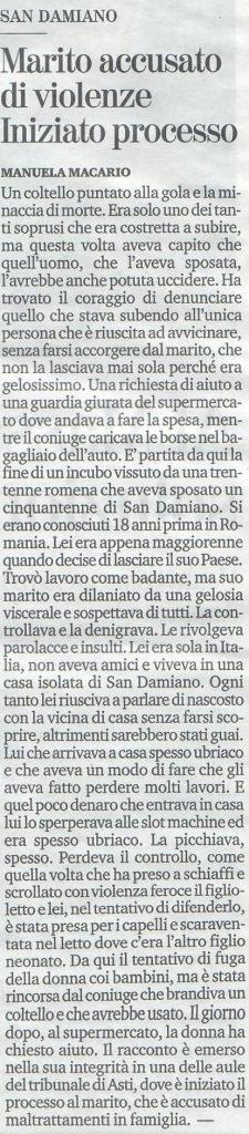 La Stampa 26.02.2019