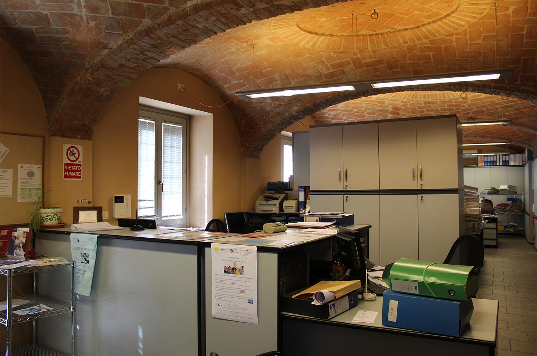 Uffici sede Cisa