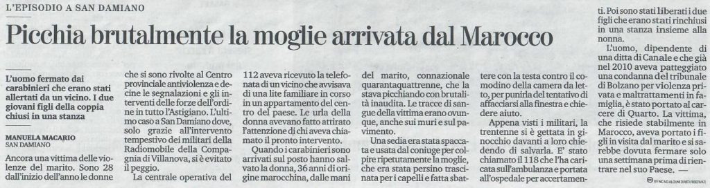 La Stampa 05.04.2019