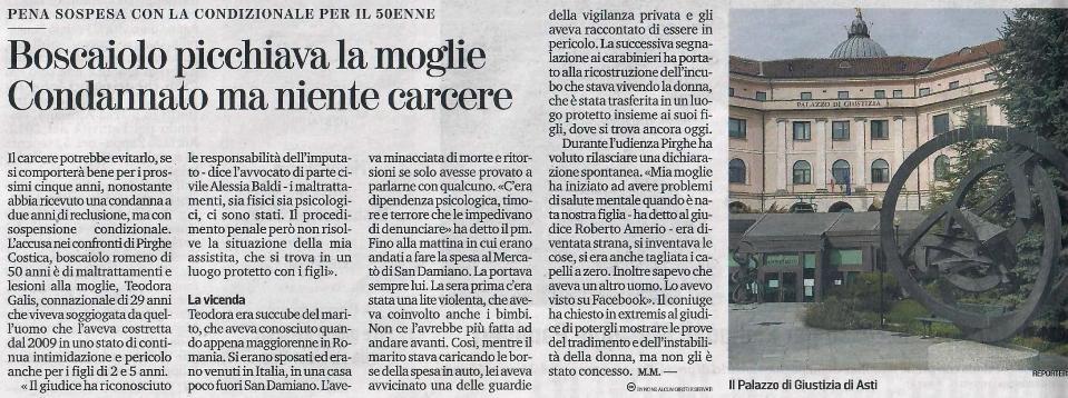 La Stampa 28.06.2019
