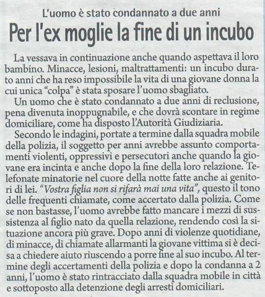 Gazzetta d'Asti 06.09.2019