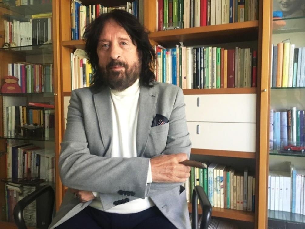 Delfino Pellegrino, autore e regista